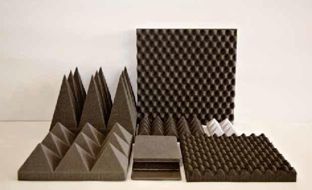 Isolanti termoacustici fonoassorbenti