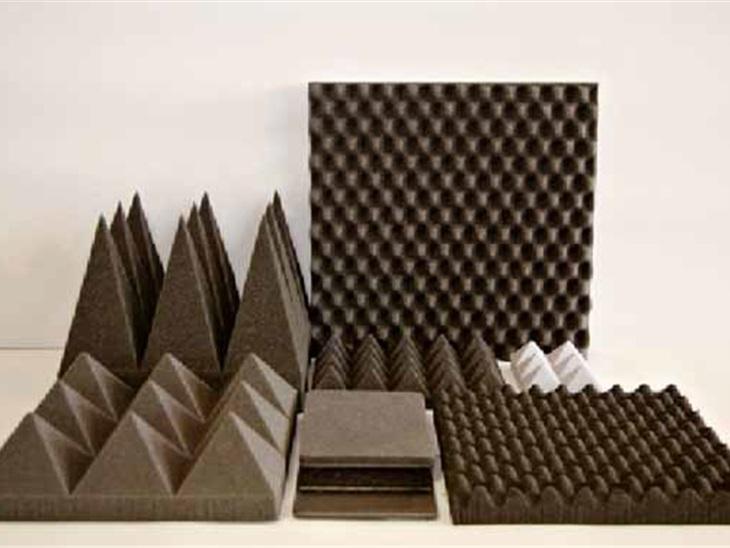 Isolanti espansi termoacustici fonoassorbenti